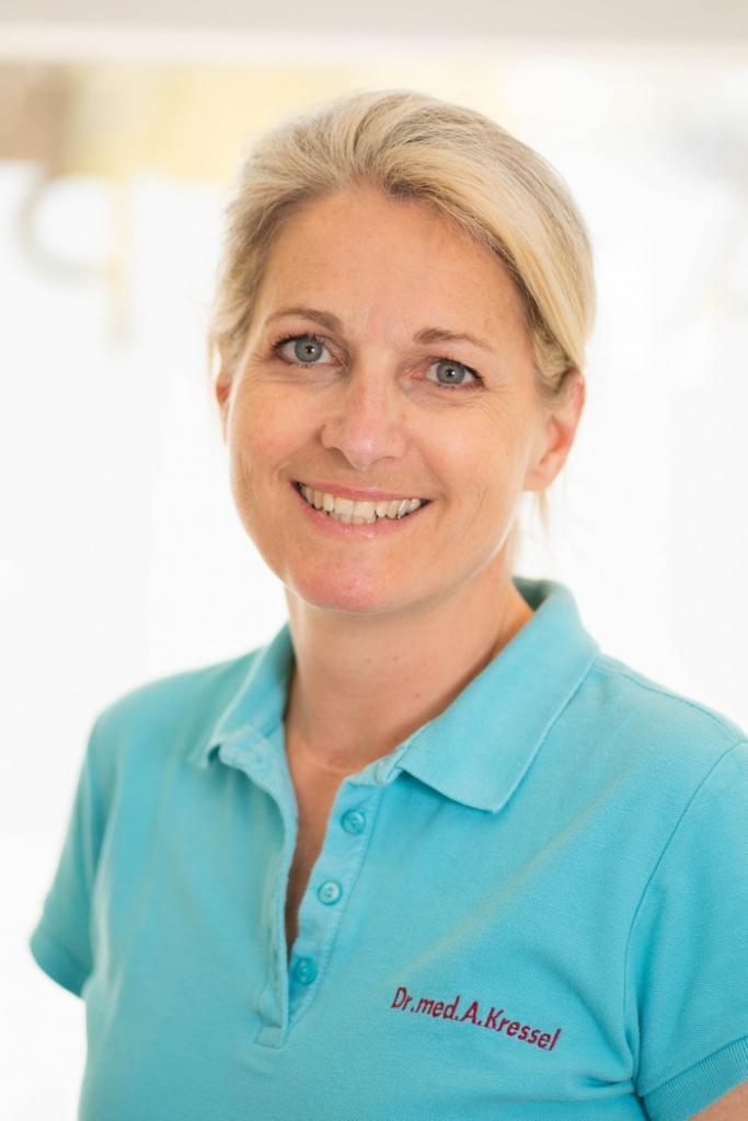 Hausärztin Dr. Anne-Marei Kressel